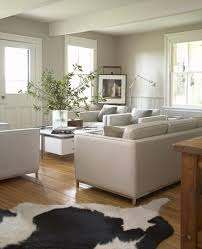 old modern furniture. Farmhouse Living Room Modern Furniture Gives Edge To Rustic Wood Floors And Wall Paneling In This Old I