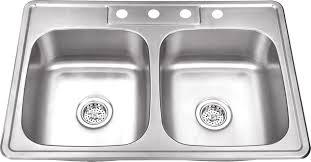 wwwiptsinkcom  dp drop intop mount double bowl stainless