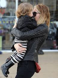 matching jackets both abbey and sophia were wearing quilted leather jackets with the wag