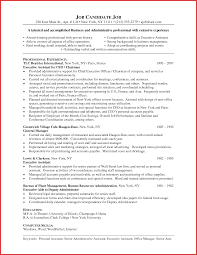 Office Administrator Resume Sample Employment Consultant Sample