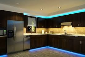 Attractive Interior Lighting Design Led Lighting For Home Interiors  Impressive Decor Led Kitchen Home