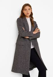 navigli classic coat black