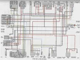motorcycle wiring diagrams evan fell works motorcycle trailer yamaha virago 750 wiring diagram