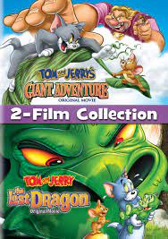 Tom and Jerry Giant Adventure DVD (Page 1) - Line.17QQ.com