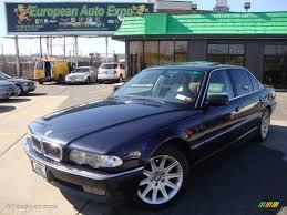 2000 Midnight Blue BMW 7 Series 740iL Sedan #47292108 | GTCarLot ...