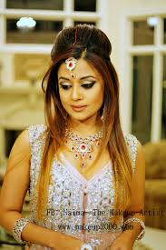 indian stani style makeup in va md dc