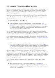 sample interview questions sample job interview questions sample interview questions 3836