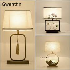 led bedside table lamps touch