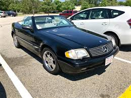 Considering a 90's sl600, sl500, or sl320. Cc Outtake 2000 Mercedes Benz Sl 500 Still Glamorous Curbside Classic