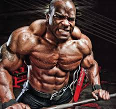 thanks to muscular development you can watch ifbb pro bodybuilder johnnie jackson s heavy duty back workout jackson heads back to the first place he