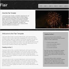 Flair Template Flair Template Free Website Templates In Css Html Js Format For