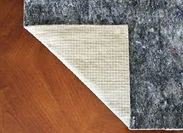 thick rug pad 6 x 9 thick felt and rubber rug pad non slip rug pad