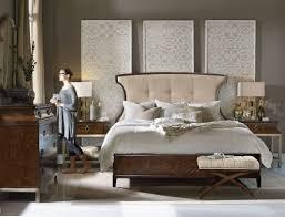 Skyline Bedroom Furniture Hooker Furniture Bedroom Skyline King Upholstered Panel Bed 5336 90866