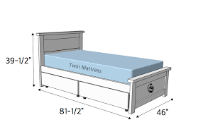 Twin Storage Bed » Rogue Engineer