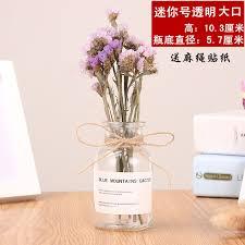 <b>Nordic</b> 20 Kinds INS Wind Glass Reagent Vase Hydroponic Dried ...