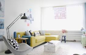 baroque jaipur rugs in living room scandinavian with yellow sofa next to low couch alongside yellow couch and ikea kivik bright yellow sofa living
