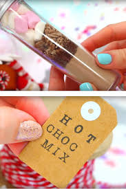 make a single serve hot chocolate such a cute and fun gift for everyone on your list get the s here