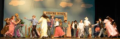 "California Middle Schoolers present musical ""Oklahoma!'"