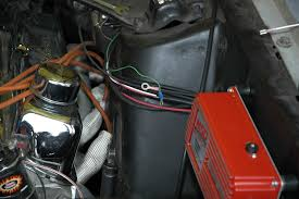 autometer tach wiring msd autometer image wiring techtips installing an msd 6al ignition box on autometer tach wiring msd