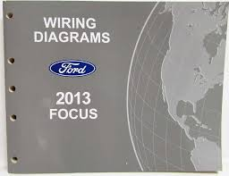 2013 ford focus st electrical wiring diagrams manual