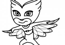 New Masks Coloring Pages Free Coloring Book