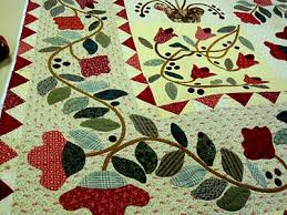 17 Best images about I love quilts! on Pinterest | Civil wars ... & Country Sunshine border design applique quilt Adamdwight.com
