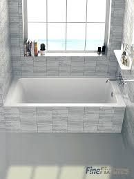 72 x 32 bathtub alcove x bathtub 72 x 32 bathtub