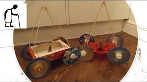 Gravity Powered Car Designs Twin Gravity Powered Cars Comparison