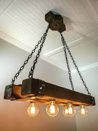 vineyard 6 light metal and wood chandelier chandeliers rustic wood and wrought iron chandelier 6 light