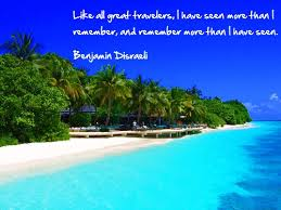 Beautiful Island Quotes Best of Inspirational Travel Quotes Be Inspired And Get Ready To Go