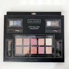 max studio 20pc makeup set nwt