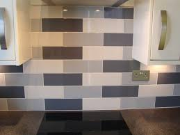 Kitchen Wall Tiles Uk Linear White Gloss Wall Tile Kitchen Tiles From Tile Mountain