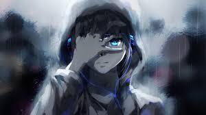 Serial experiments lain layout drawing by yoshitake abe. Anime Manga Anime Boys Artwork Fantasy Art Music Headphones Wallpaper No 413725 Blue Anime Anime Wallpaper Anime Boy