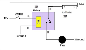 relay switch wiring diagram relay image wiring diagram 6 pin toggle switch circuit diagram images transfer switch wiring on relay switch wiring diagram