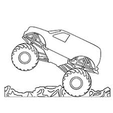 monster jam coloring pages. Exellent Monster Inside Monster Jam Coloring Pages E