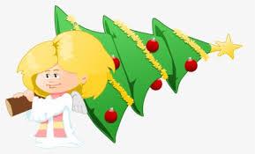 Angel Christmas Decoration Christmas Angel Svg Free Hd Png Download Kindpng