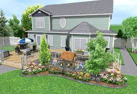 Small Picture Better Home And Garden Deck And Landscape Design Best Garden