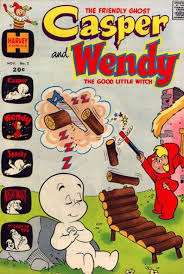 casper and wendy. casper and wendy » 8 issues