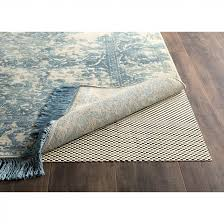 amazing home decor using cool rug pad home depot design