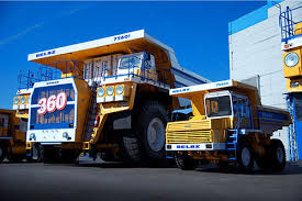 The Worlds Biggest Mining Dump Trucks