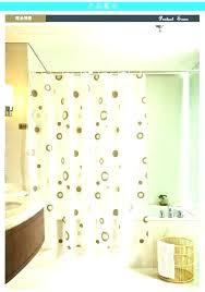 standard shower curtain shower curtain lengths home design standard shower curtain length of throughout lengths prepare