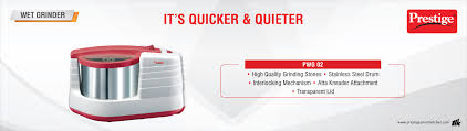 Prestige Kitchen Appliances Wet Grinders Buy Wet Grinders Online Prestige Smart Kitchencom