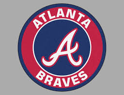 Image result for atlanta braves  logo
