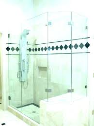 frameless shower enclosure cost how much is a shower door shower doors cost glass shower door