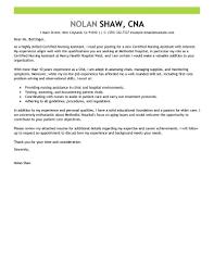 Cover Letter Sample Nursing Student Cover Letter Sample Nursing