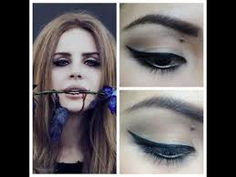 the of lana do makeup in del style rey how to