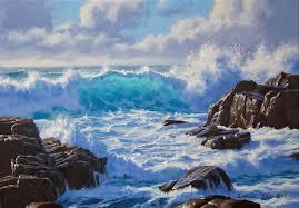wild atlantic ocean samuel earp seascape artist oil painting jpg