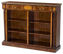 Theodore Alexander The English Cabinet Maker Walpole Bookcase