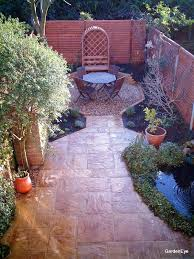 contemporary garden design and landscaping by gardeneye in the south east patio garden