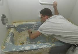 pros and cons of replacing restoring or relining your yucky bathtub